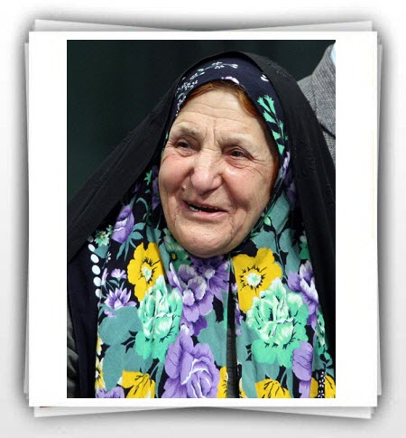 بیوگرافی(زندگینامه)کامل حلیمه سعیدی + عکس
