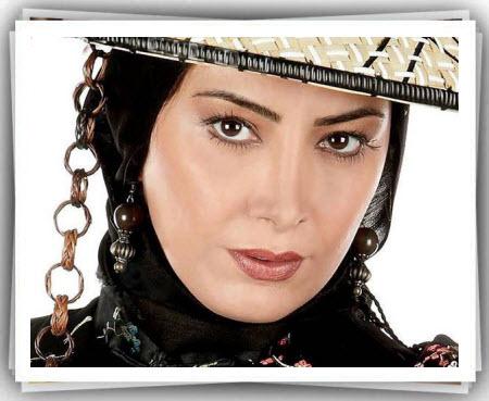 بیوگرافی بازیگر زن ایرانی لادن طباطبایی + عکس