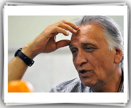 بیوگرافی بازیگر مرد ایرانی سید احمد نجفی همراه با عکس