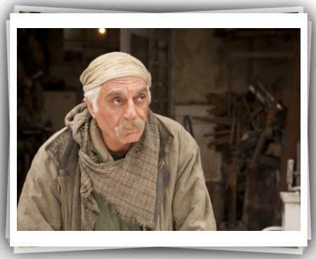 بیوگرافی بازیگر مرد ایرانی اکبر معززی همراه با عکس