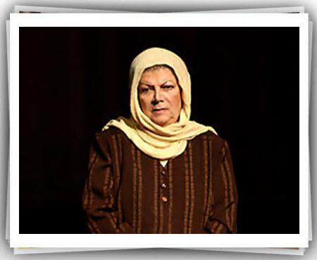 بیوگرافی بازیگر زن ایرانی مهین شهابی + عکس