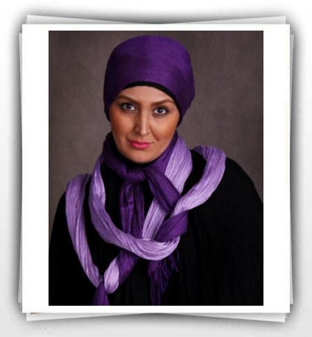 بیوگرافی بازیگر زن ایرانی مریم معصومی + عکس