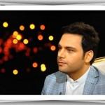 مصاحبه با احسان علیخانی مجری برنامه ماه عسل