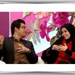 گفتگو با آزاده نامداری و فرزاد حسنی درباره زندگی مشترکشان