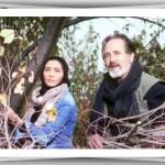 گفتگو با مجید مظفری و دخترش نیکی مظفری