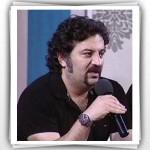 مصاحبه با مهراب قاسم خانی نویسنده مجموعه پژمان