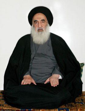 زندگینامه آیت الله سید علی سیستانی + عکس