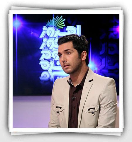 گفتگو با علی مرادی مجری برنامه جوان تلویزیون