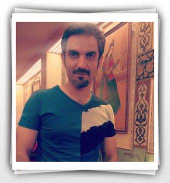 مصاحبه با مسلم آقاجان زاده تهیهکننده کتابخانه عموپورنگ