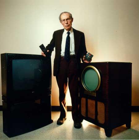 رابرت آدلر, بیوگرافی رابرت آدلر, رابرت آدلر کیست, مخترع کنترل تلویزیون, اختراعات رابرت آدلر, جوایز رابرت آدلر, علت شهرت رابرت آدلر, مدال افتخاری ادیسون, Robert Adler, تولد و مرگ آدلر