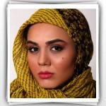 مصاحبه با آزاده زارعی بازیگر سریال آوای باران