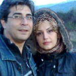 امیر غفارمنش و همسرش