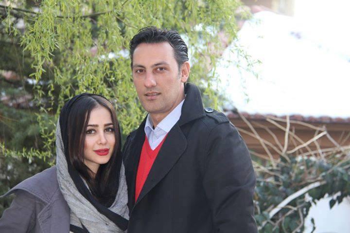 عکسهای جدید و زیبای الناز حبیبی و همسرش