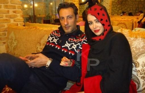 الناز حبیبی و همسرش, همسر الناز حبیبی, الناز حبیبی, عکس الناز حبیبی