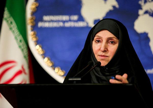 رئیس مرکز دیپلماسی عمومی و رسانهای وزارت امور خارجه, خبر ازدواج مرضیه افخم, ازدواج سخنگوی وزارت خارجه, Marziyeh Afkham