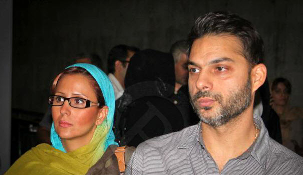 همسر فرانک قوانلو, شوهر فرانک قوانلو, دختر فرانک قوانلو, Peyman Maadi, Faranak Qavanloo