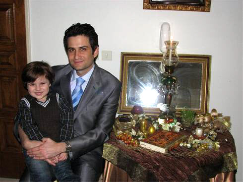 عکس همسر پویا امینی, پویا امینی بیوگرافی, پویا امینی و پسرش, فرزندان پویا امینی, پسر پویا امینی, عکس بچه های پویا امینی