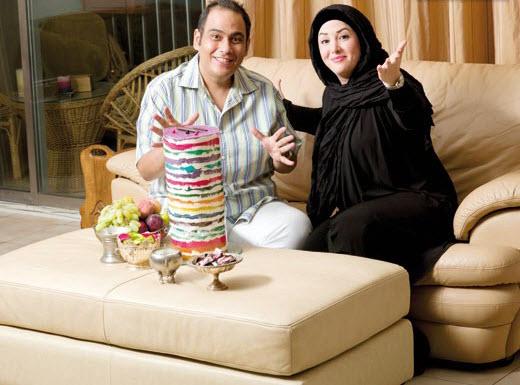 شوهر غزل بدیعی, عکسهای جدید رضا داوود نژاد, عکسهای فیسبوکی غزل بدیعی, فرزند غزل بدیعی, همسر غزل بدیعی