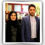 گفتگو با صبا راد و همسرش مرتضی علی آبادی