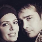 سپند امیر سلیمانی و همسرش مارال آراسته