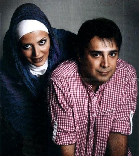 سپند امیر سلیمانی و زنش, زن سپند امیر سلیمانی, سایت عکس و بیوگرافی, شوهر مارال آراسته, عکس خانوادگی