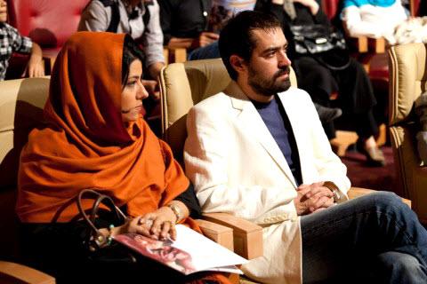 شهاب حسینی و همسرش, دختر شهاب حسینی, Shahab Hosseini, Parichehr Ghanbari