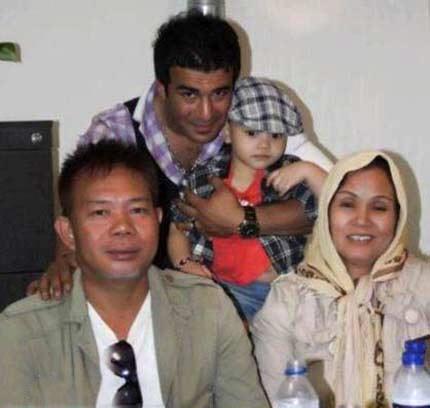 خانواده یوسف تیموری, پدر زن و مادر زن یوسف تیموری, بیوگرافی یوسف تیموری, عکسهای جدید یوسف تیموری, عروسی یوسف تیموری, Yusuf Teymoori