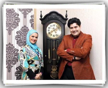 گفتگوی نوروزی با سالار عقیلی و همسرش
