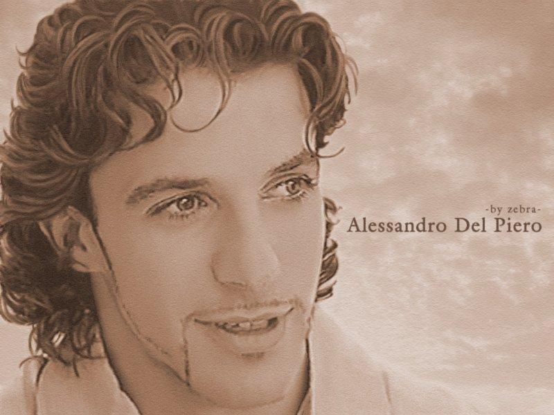 بیوگرافی آلساندرو دل پیرو - Alessandro Del Piero