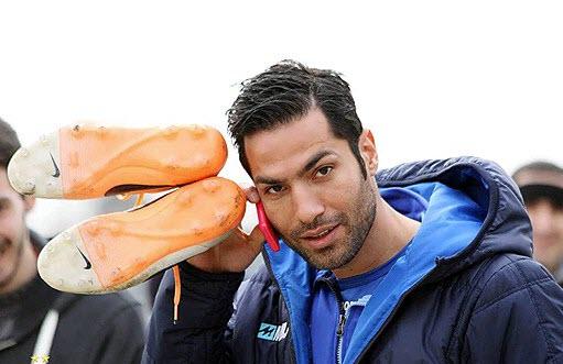 بیوگرافی امیر حسین صادقی - Amir Hossein Sadeghi