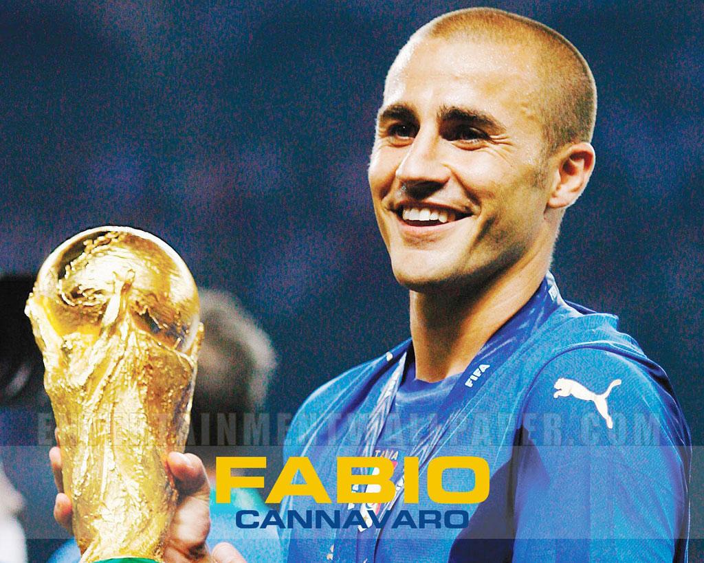 بیوگرافی فابیو کاناوارو - Fabio Cannavaro