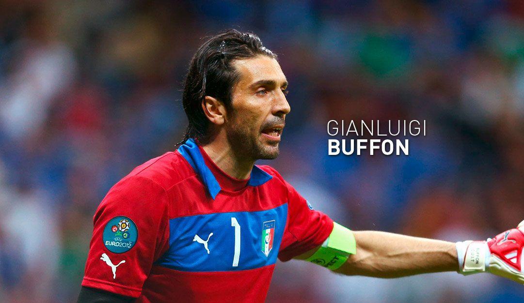 بیوگرافی جانلوئیجی بوفون - Gianluigi Buffon