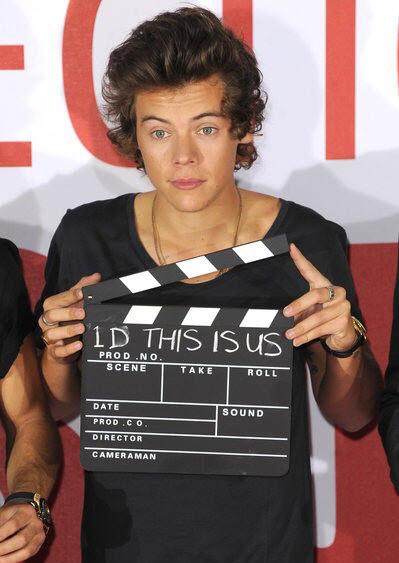بیوگرافی هری استایلز - Harry Styles