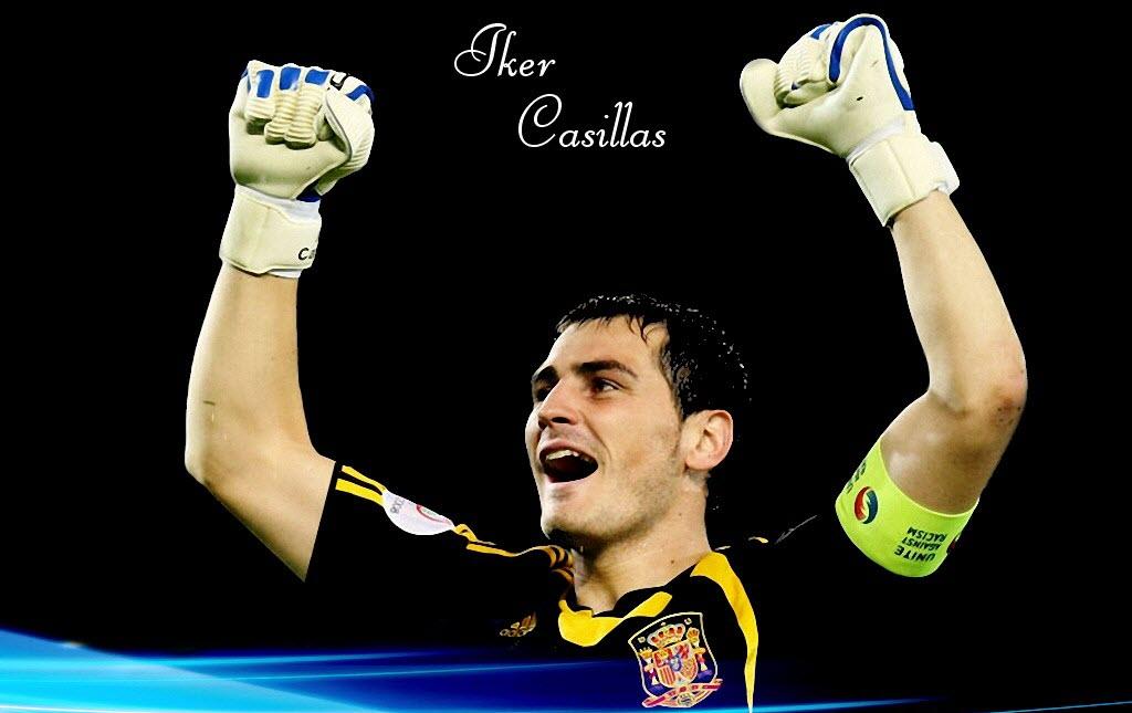 بیوگرافی ایکر کاسیاس - Iker Casillas