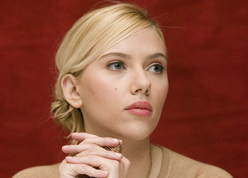 بیوگرافی اسکارلت جوهانسون - Scarlett Johansson