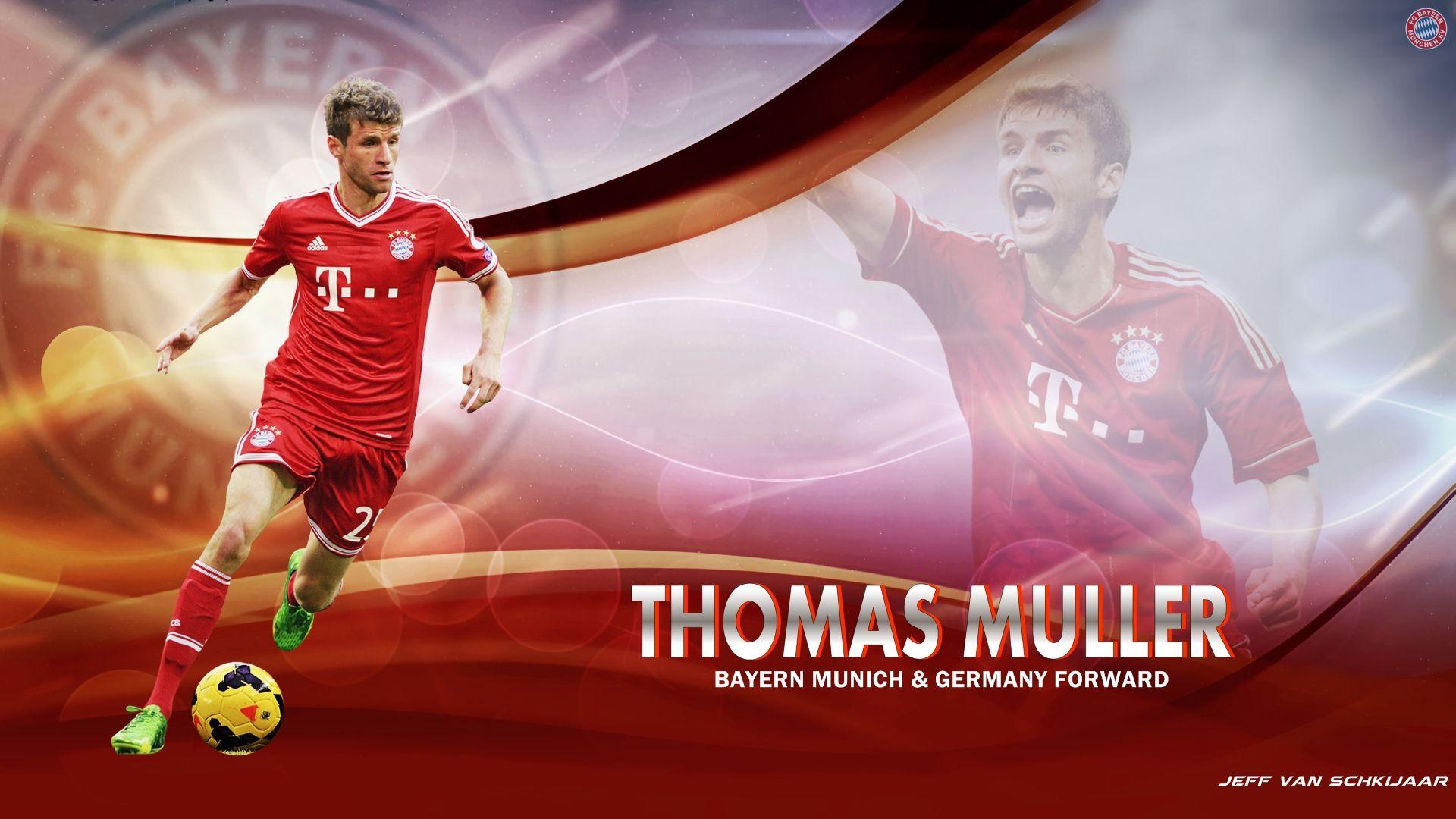 بیوگرافی توماس مولر - Thomas Müller
