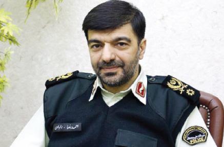 بیوگرافی احمد رضا رادان