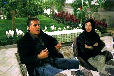 کارلوس کیروش و همسرش