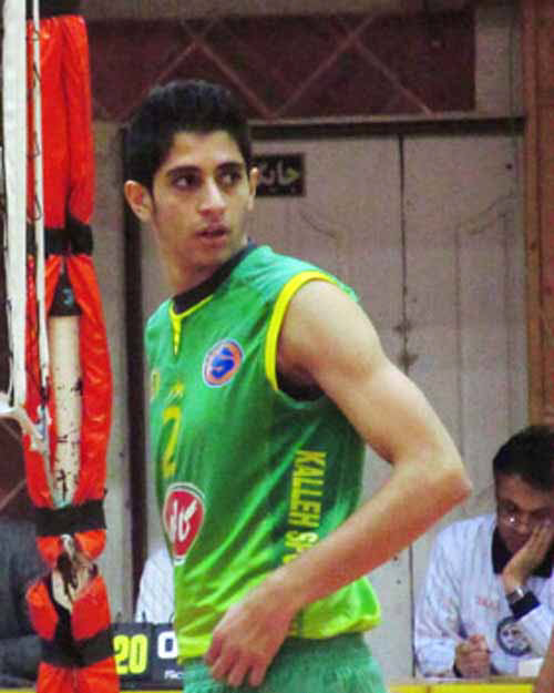بیوگرافی میلاد عبادی پور