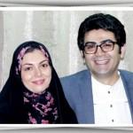گفتگوی آزاده نامداری در خصوص طلاق از فرزاد حسنی