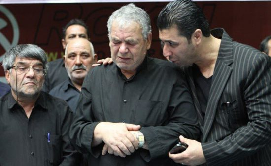 همسر حسین معدنی خانواده حسین معدنی بیوگرافی غزاله عطاپور بیوگرافی حسین معدنی