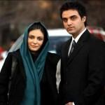 لیندا کیانی و همسرش ایمان حضرتی