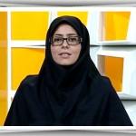 """گفتگو با مریم هاشم پور مجری برنامه """"با اجازه"""""""