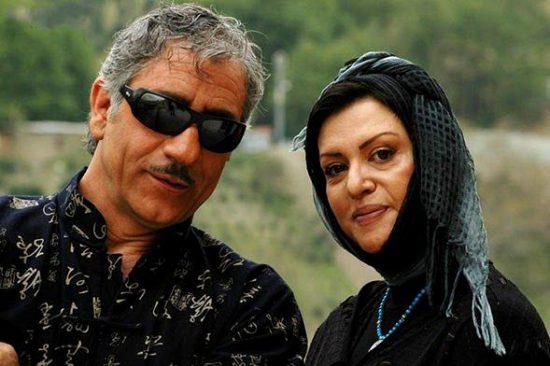 مسعود رایگان و رویا تیموریان