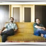 گفتگو با نویسندگان سریال دردسرهای عظیم
