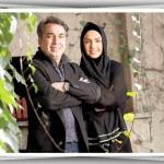گفتگو با سیامک انصاری و همسرش طناز هادیان