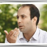 گفتگو با کامران نجف زاده گزارشگر تلویزیون