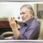 گفتگو با بازیگر نقش بالازاده در سریال معراجی ها