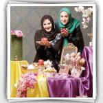 گفتگوی نوروزی با فاطمه گودرزی و دخترش