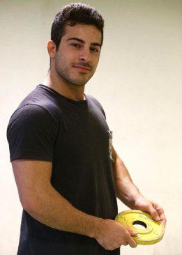 کیانوش رستمی - Kianoush Rostami
